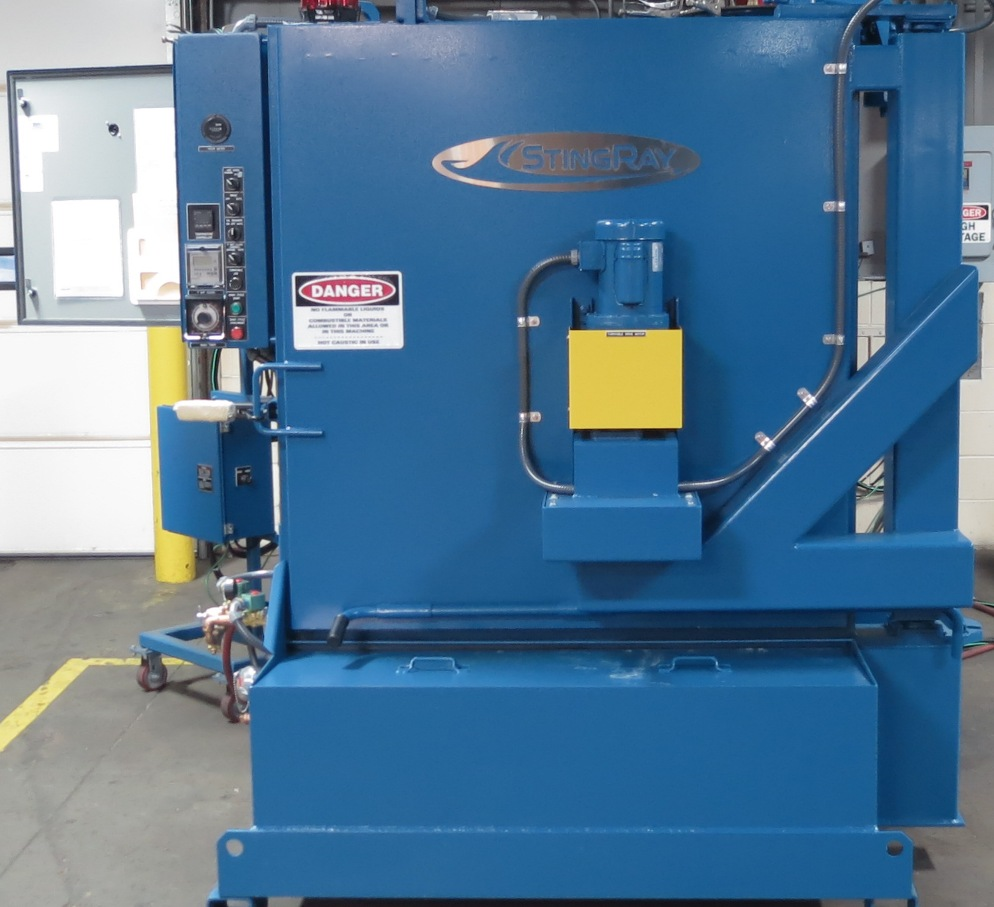 New StingRay 4040 Parts Washer for immediate sale...