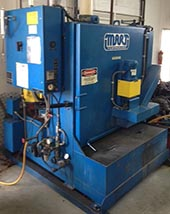 Used MART Parts Washer 7573