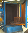 Used Parts Washer - MART Tornado 40 HP