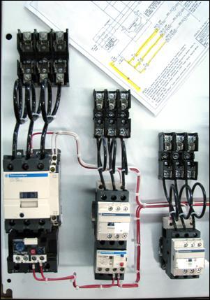 Retrofit Power Washer Panel