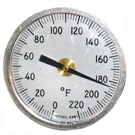 temperature gage thermometer
