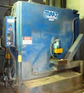 Used MART Tornado 60 Power Washer prior to being Remanufactured
